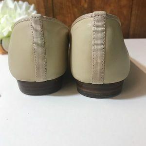 J. Crew Factory Shoes - J. Crew Uptown Captoe Ballet Flats